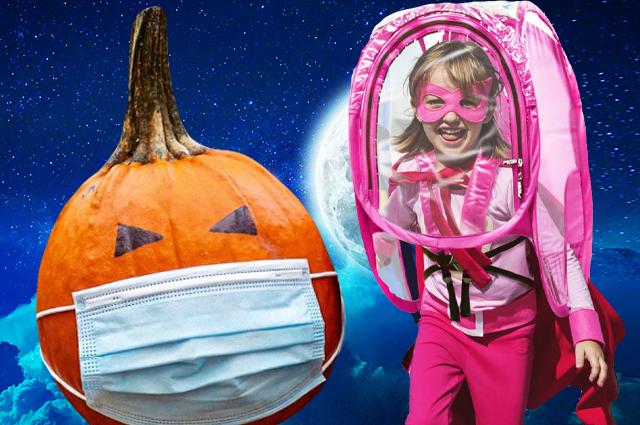 """Отказ от традиций и """"голубая Луна"""": каким Хэллоуин-2020 будет в разгар пандемии"""