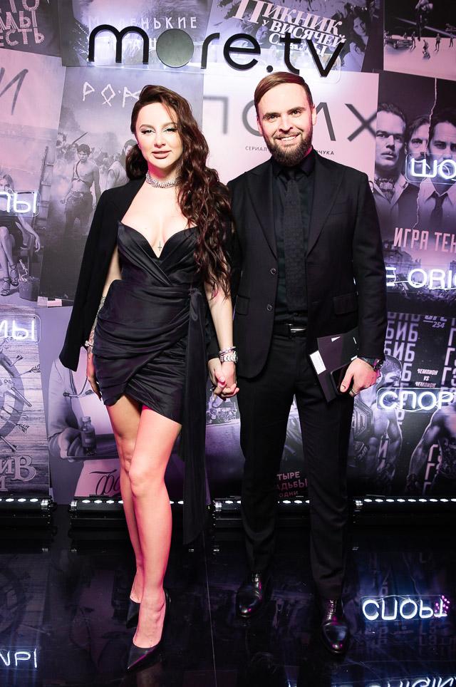 Asti (Анна Дзюба) и Станислав Юркин
