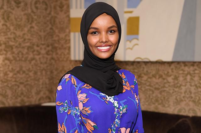 Первая модель в хиджабе Халима Аден завершила карьеру по религиозным соображениям