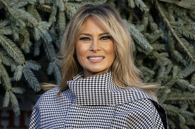 В последний раз в статусе первой леди: Мелания Трамп начала готовиться к Рождеству в Белом доме