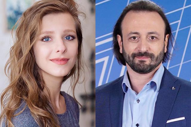 Лиза Арзамасова и Илья Авербух поженились