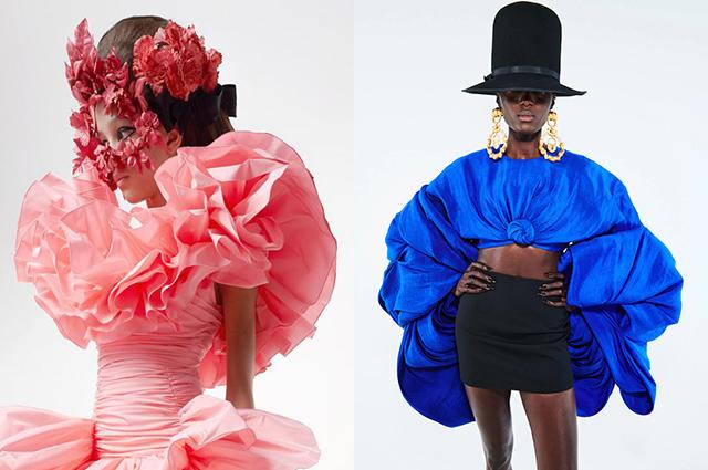 Ulyana Sergeenko, Dior и другие: смотрим лукбуки с яркими коллекциями кутюрной недели в Париже