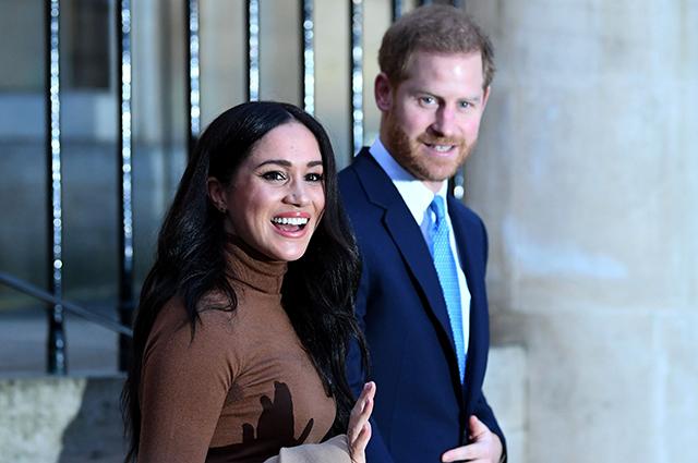 """Инсайдер о переезде принца Гарри и Меган Маркл в США: """"Они ни о чем не жалеют"""""""
