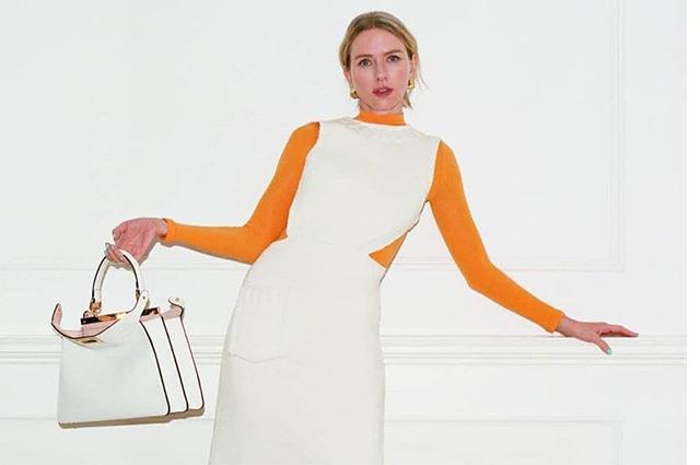 Модный дайджест: от необузданной Наоми Уоттс до масок от Натальи Водяновой