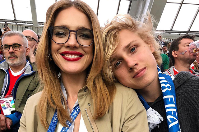 Сын Натальи Водяновой Лукас рассказал об отношениях с родителями, планах на будущее и работе в мире моды