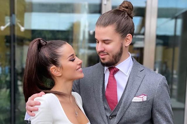 Экс-возлюбленная Федора Смолова Миранда Шелия вышла замуж за Григория Мамурина, блогера и внука миллиардера