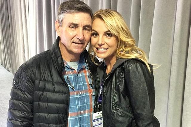Отец Бритни Спирс заявил, что его дочь страдает деменцией