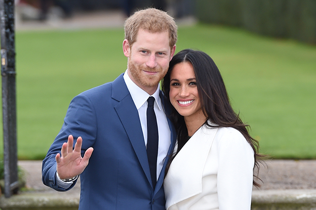 Меган Маркл и принц Гарри стали родителями во второй раз