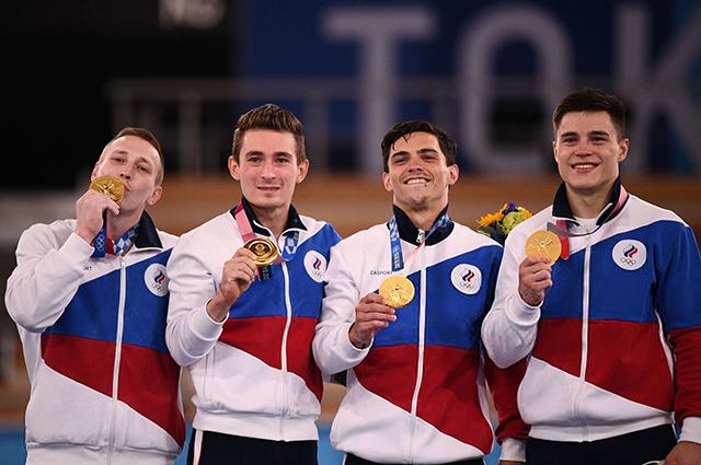 Три золота за час и протест немецких гимнасток: чем запомнился третий день Олимпиады в Токио