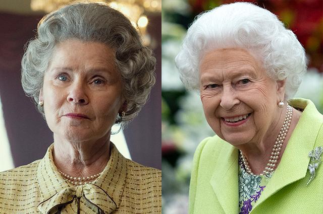 """Звезда """"Гарри Поттера"""" Имельда Стонтон сыграет королеву Елизавету II в сериале """"Корона"""""""