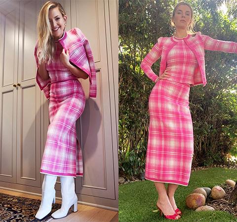 Модная битва: Кейт Хадсон против Бетти Гилпин