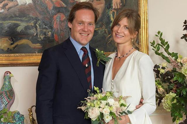 Друг принца Гарри и завидный британский холостяк герцог Роксбургский женился
